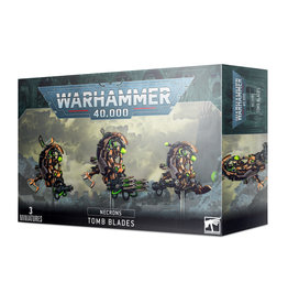 Games Workshop Necrons Tomb Blades