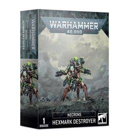 Games Workshop Necrons Hexmark Destroyer