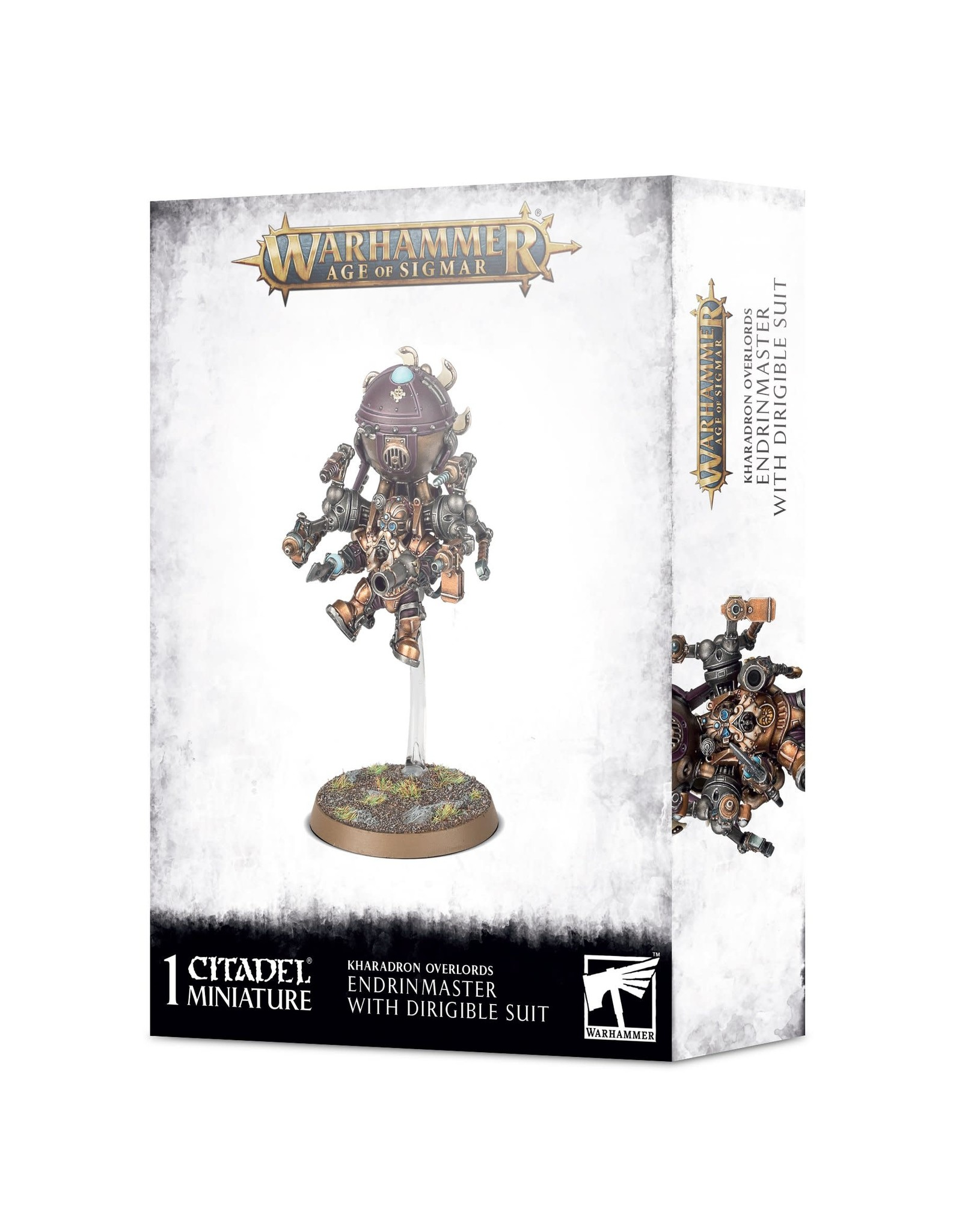 Games Workshop Kharadron Endrinmaster in Dirigible Suit