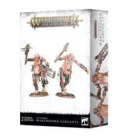 Games Workshop Sons of Behemat: Mancrusher Gargant
