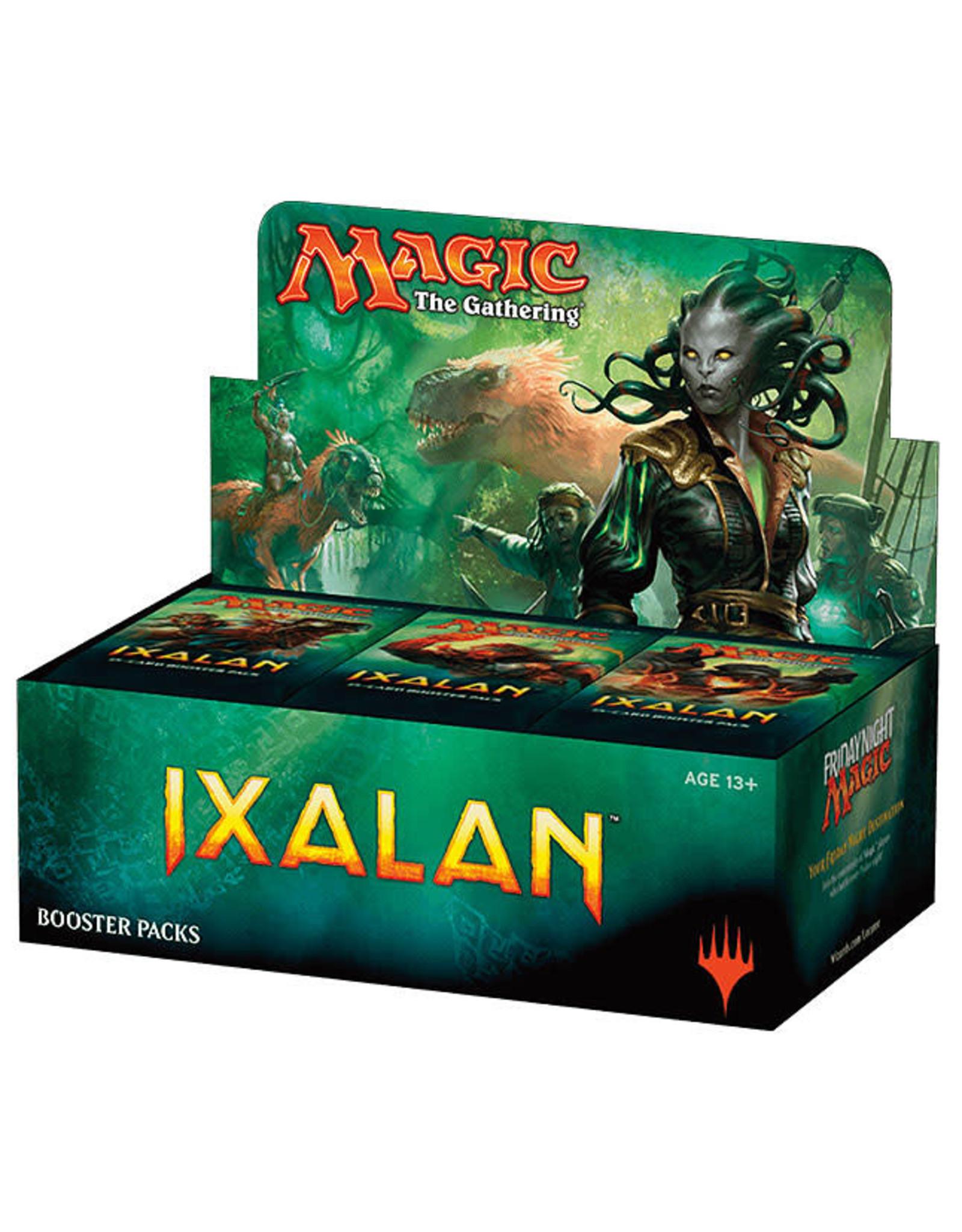 Wizards of the Coast MTG: Ixalan Booster Box