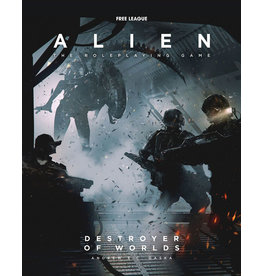 Free League Publishing Alien RPG: Destroyer of Worlds Hardcover