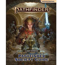 Paizo Publishing PF2E: Lost Omens - Pathfinder Society Guide Hardcover (P2)