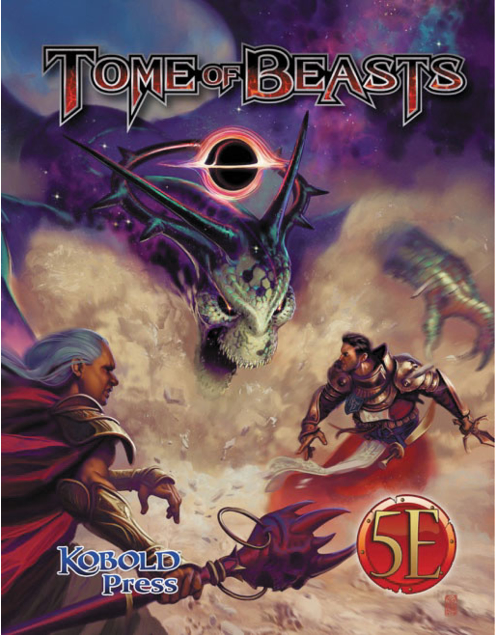Kobold Press Dungeons and Dragons RPG: Tome of Beasts Hardcover