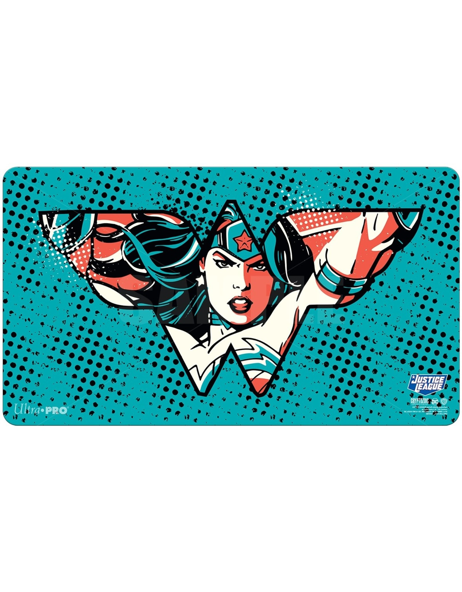 Ultra Pro Justice League: Playmat - Wonder Woman