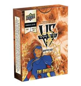 Upper Deck VS System 2PCG: Marvel: The Omegas