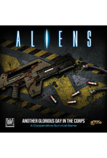 Gale Force 9 Aliens Board Game