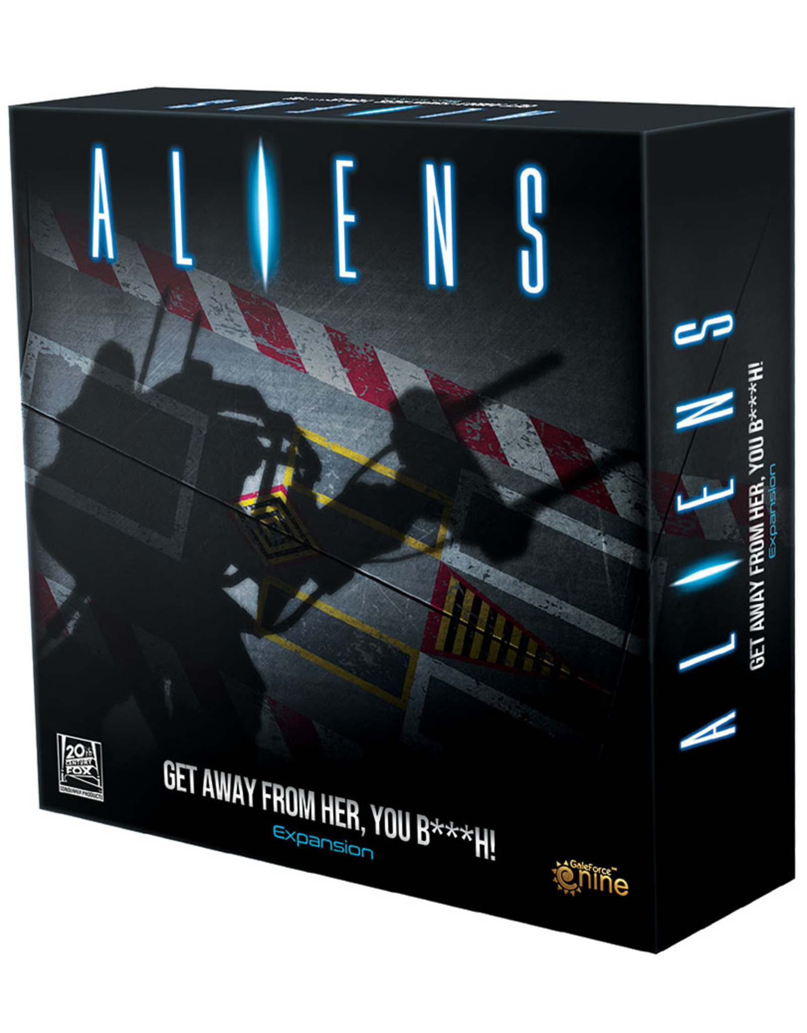 Gale Force 9 Aliens Board Game: Get Away From Her You B###h! Expansion
