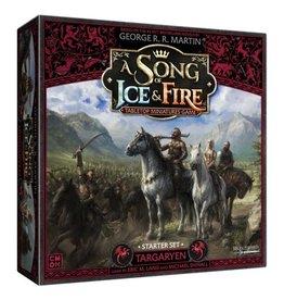 CMON A Song of Ice and Fire: Targaryen Starter Set