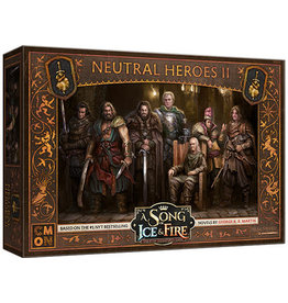 CMON A Song of Ice and Fire: Neutral Heroes II