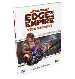 Fantasy Flight Games Star Wars: Edge of the Empire RPG - Special Modifications Sourcebook