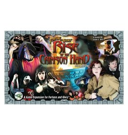 Flying Frog Productions Fortune and Glory: Rise of Crimson Hand