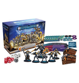 Privateer Press Warcaster: Iron Star Alliance Command Group Starter Set (Metal)