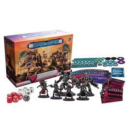 Privateer Press Warcaster: Aeternus Continuum Command Group Starter Set (Metal)
