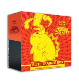 The Pokemon Company Pokemon TCG: Sword & Shield - Vivid Voltage Elite Trainer Box