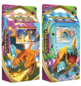 The Pokemon Company Pokemon TCG: Sword & Shield - Vivid Voltage Theme Deck - Charizard