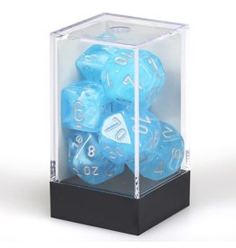 Chessex 7-set Cube GND Luminary SKYsv