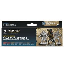 Vallejo WizKids Premium: Shadow Warriors