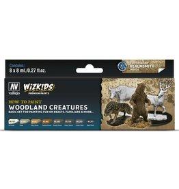 Vallejo WizKids Premium: Woodland Creatures