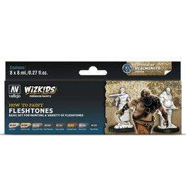 Vallejo WizKids Premium: Fleshtones