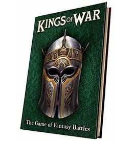 Mantic Games Company Kings of War: 3rd Edition - Rulebook