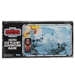 Hasbro Star Wars: Hoth Ice Planet Retro Game