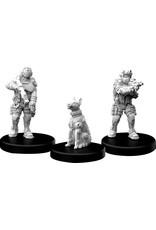 Monster Fight Club Cyberpunk Red RPG: Lawmen - Enforcers