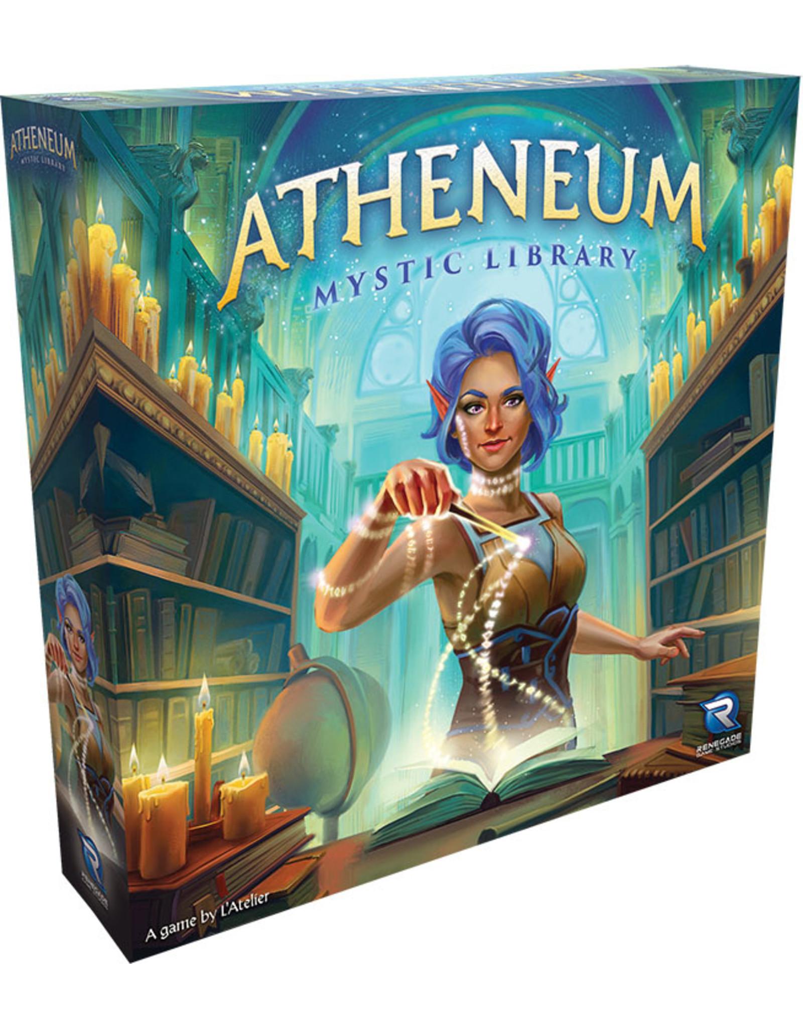 Renegade Game Studios Atheneum - Mystic Library