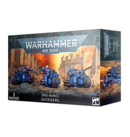 Games Workshop Space Marines Outriders