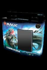 Wizards of the Coast MTG Commander Legends Commander Deck: Harvest the Seas