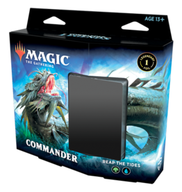 Wizards of the Coast MTG Commander Legends Commander Deck: Harvest the Seas