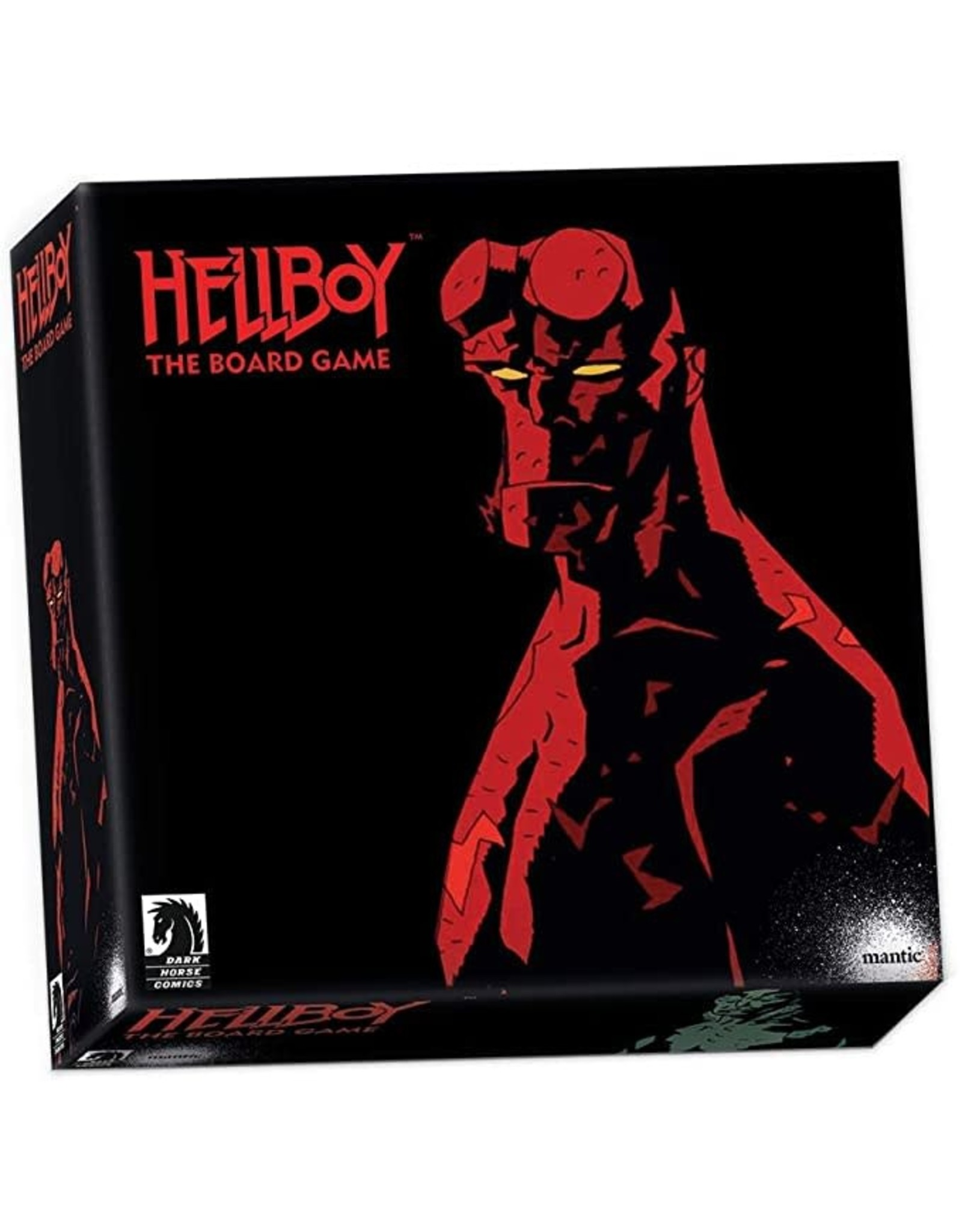 Mantic Games Company Hellboy: The Board Game
