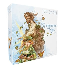 Asmodee Time Stories Revolution: A Midsummer's
