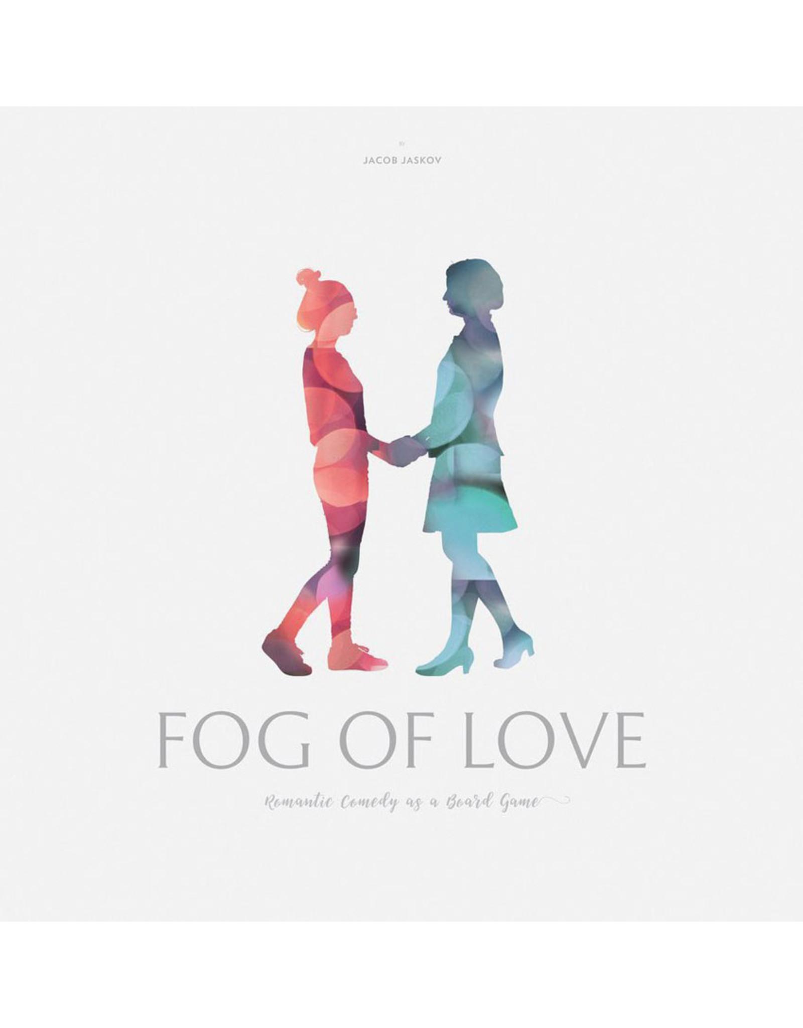 Hush Hush Productions Fog of Love: Female Cover