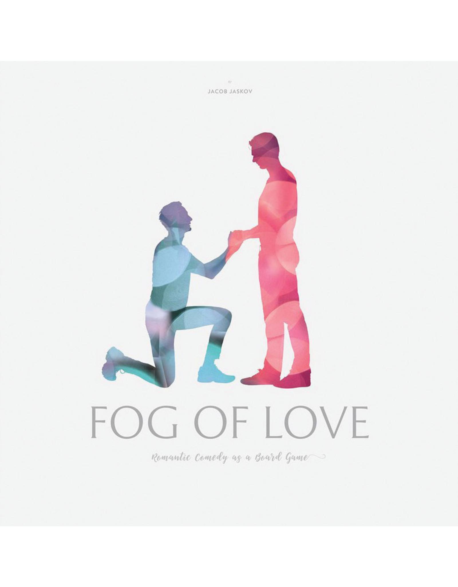 Hush Hush Productions Fog of Love: Male Cover