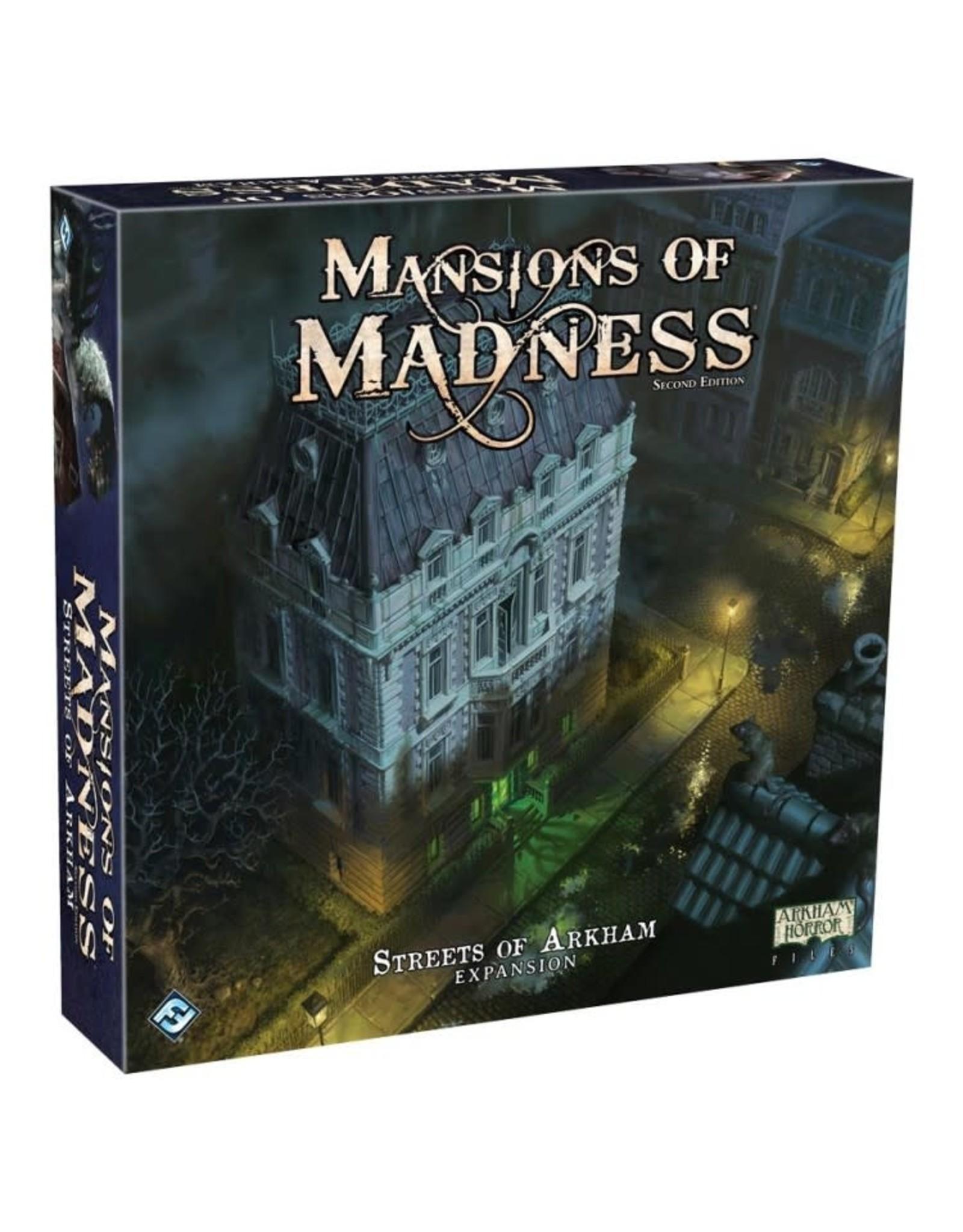 Fantasy Flight Games MoM 2E: Streets of Arkham