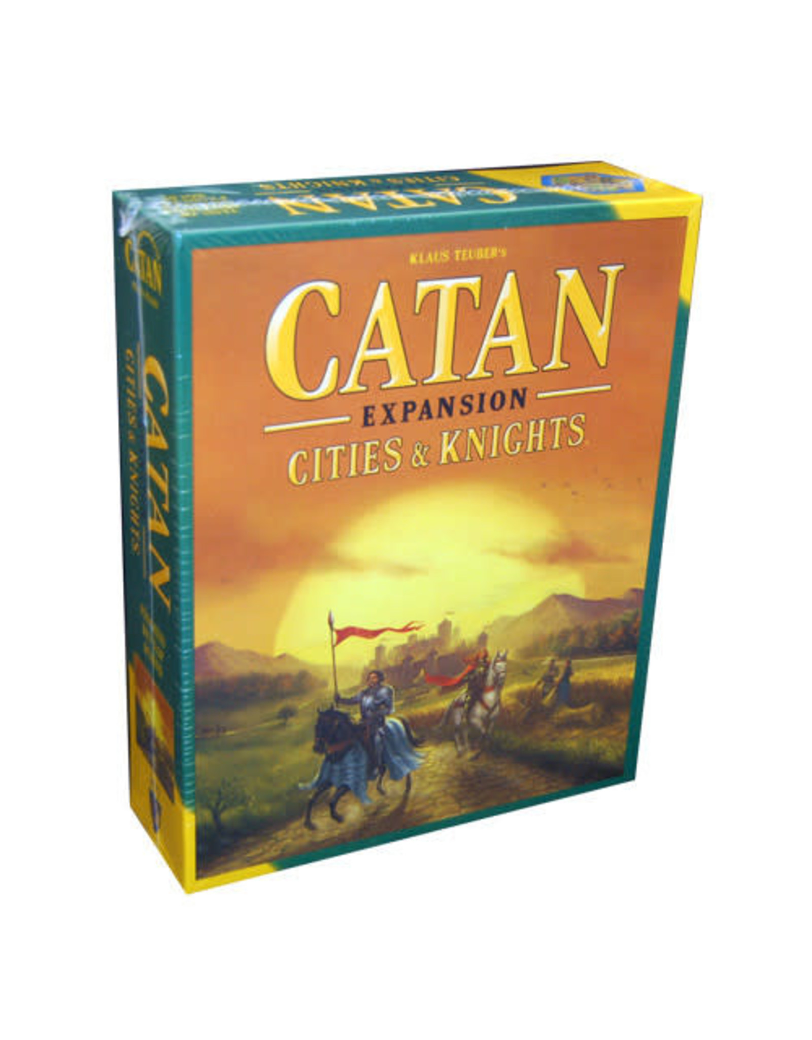 Catan Studios Catan EXP: Cities & Knights Expansion