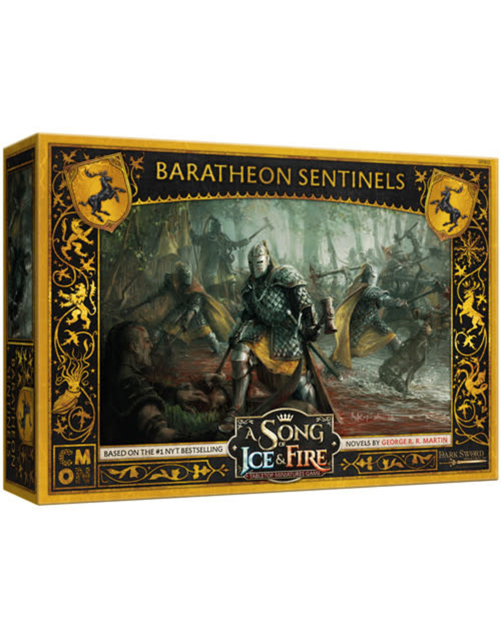 CMON A Song of Ice & Fire: Baratheon Sentinels