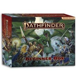 Paizo Publishing Pathfinder RPG: Beginner Box (P2)