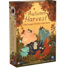Renegade Game Studios Autumn Harvest - A Tea Dragon Society Card Game (stand alone or expansion)