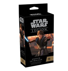 Fantasy Flight Games Star Wars: Legion - Anakin Skywalker Commander
