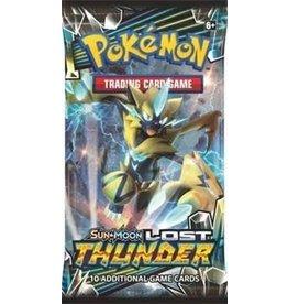 The Pokemon Company PKM: Sun & Moon Lost Thunder Booster