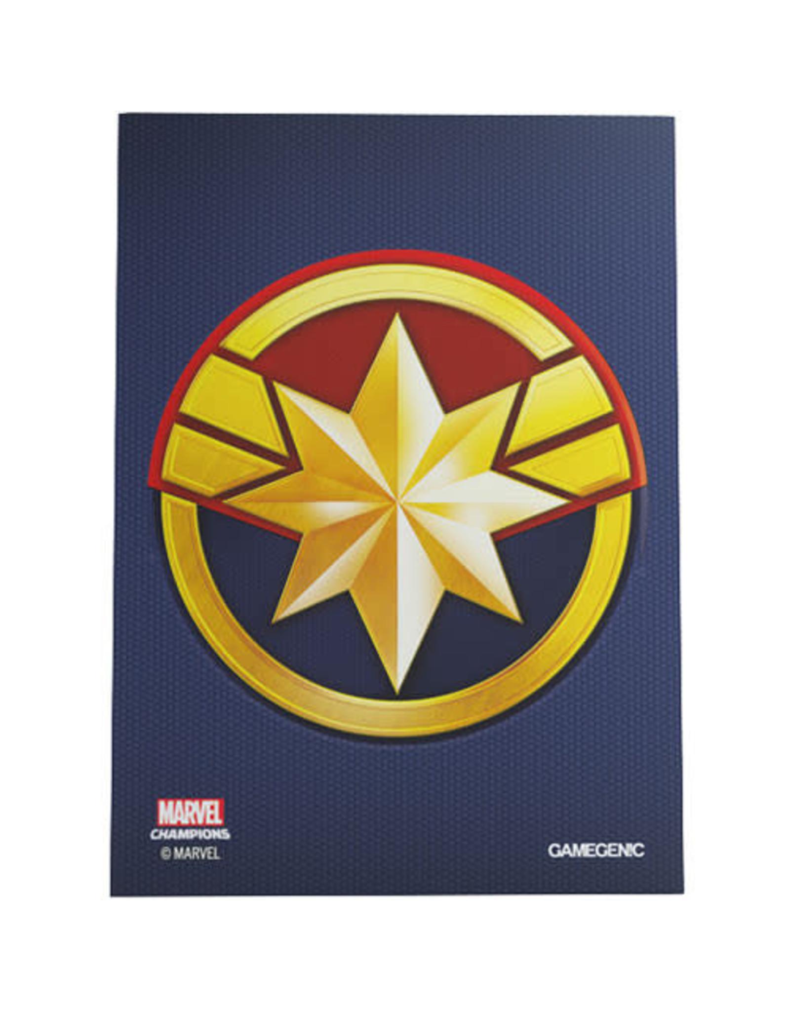 GameGenic Marvel Champions LCG - Captain Marvel