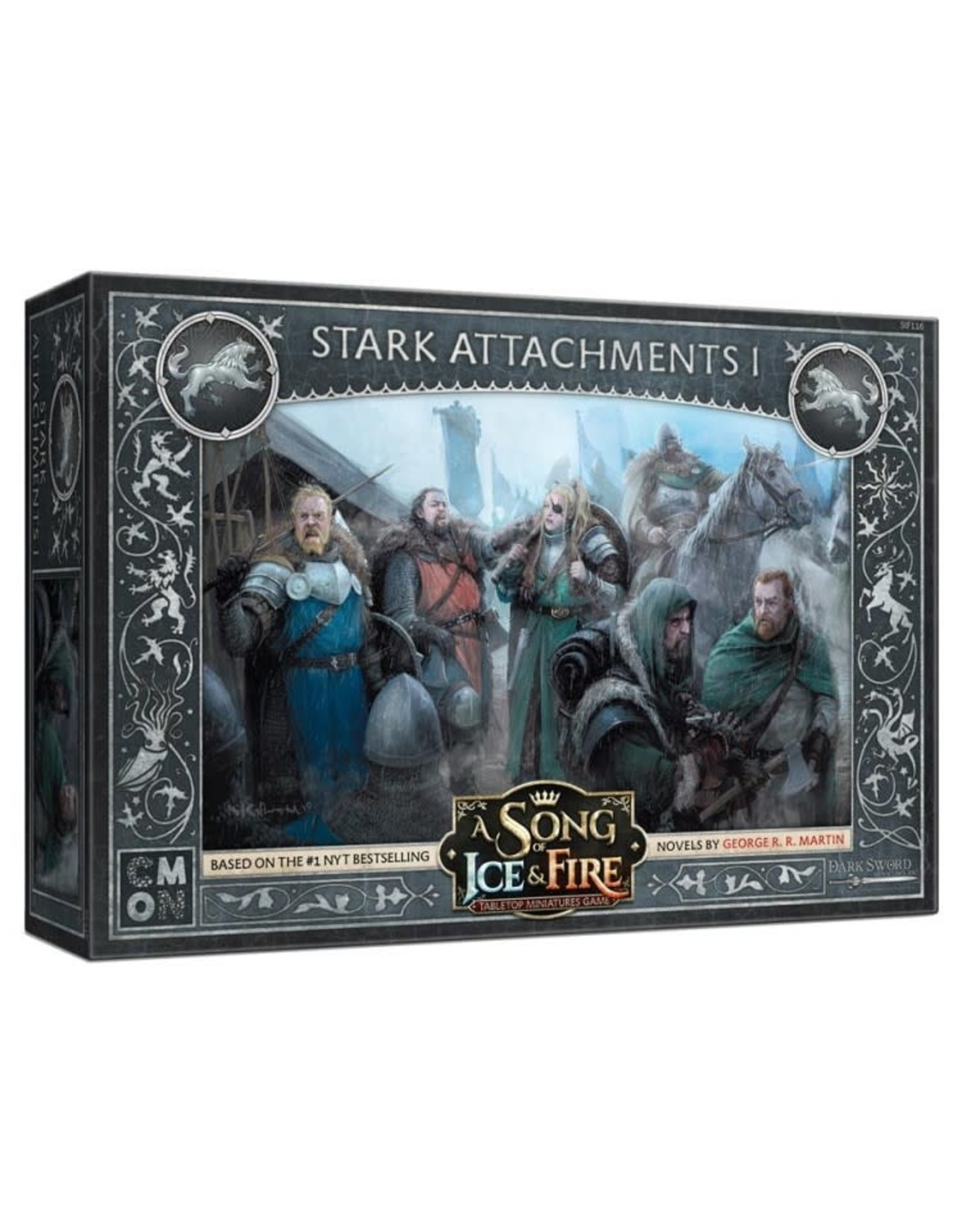 CMON A Song of Ice & Fire: Stark Attachments #1