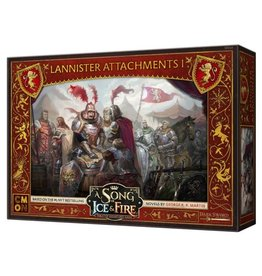 CMON A Song of Ice & Fire: Lannister Attachments #1