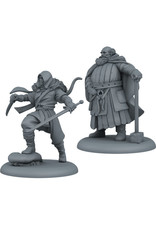 CMON A Song of Ice & Fire: Night's Watch Attachments #1