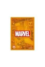 GameGenic Marvel Champions LCG: Orange Sleeves