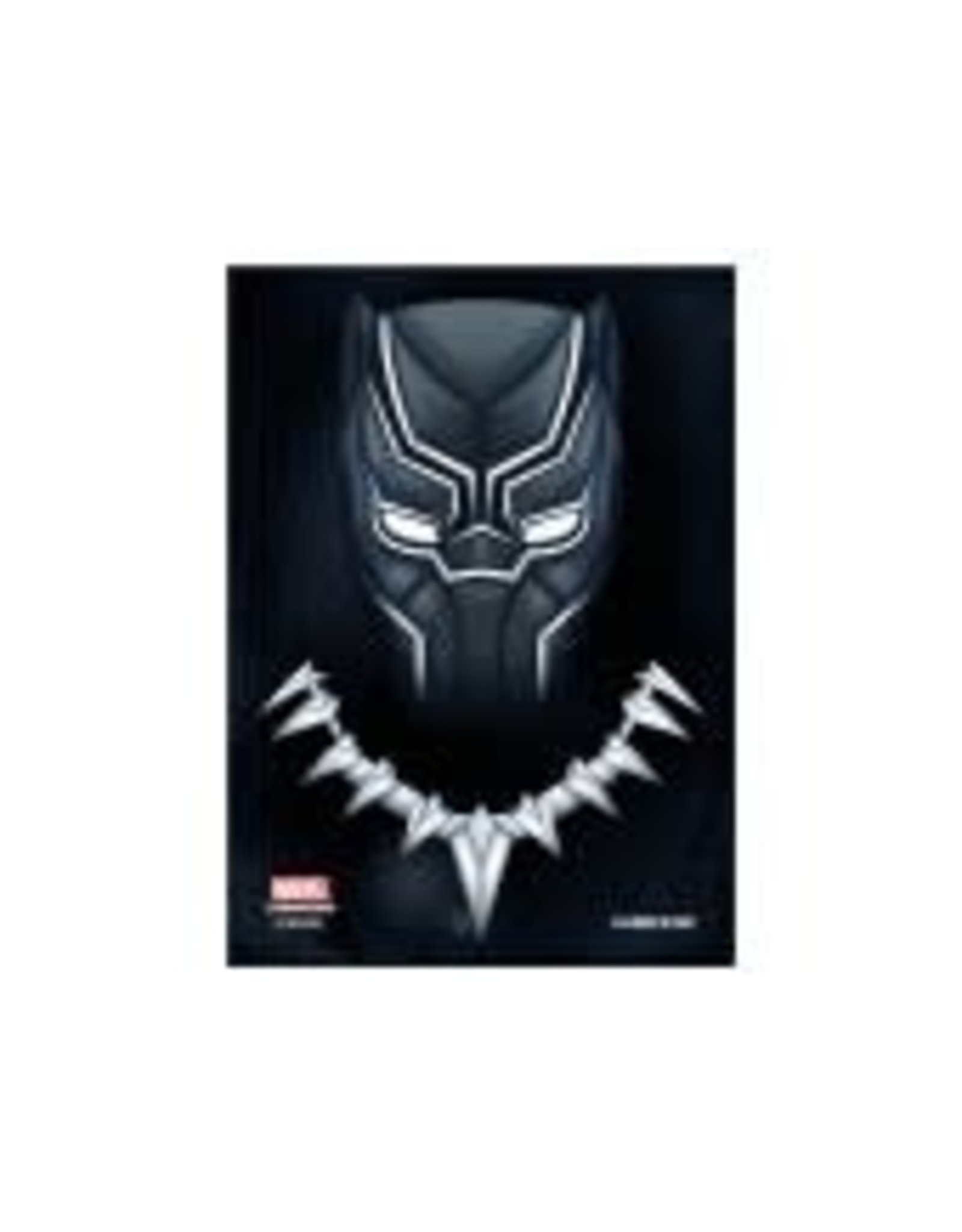 GameGenic Marvel Champions LCG: Black Panther Sleeves
