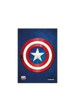 GameGenic Marvel Champions LCG: Captain America Sleeves