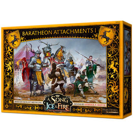 CMON A Song of Ice & Fire: Baratheon Attachments #1